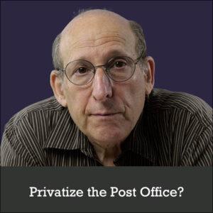 Jon the Purple on the Postal Service
