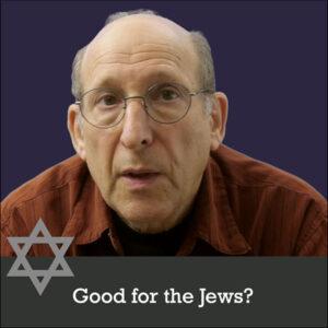 Trump good for Jews?