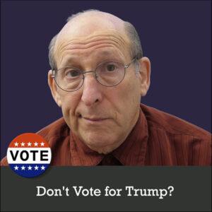 vote for Trump?