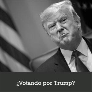 vote for trump spanish